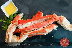 Alaska King Crab. Scopri di più su questo piatto Reale! Ostecivetta.it