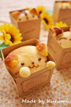 お楽しみ動物パン|カワイイ!|ウーマンエキサイトブログ cute animal bread, japan