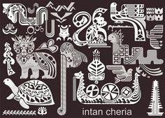 Contemporary batik indonesia japan