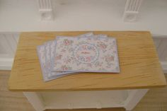 Miniature Set of 4 CATH KIDSTON PLACEMATS