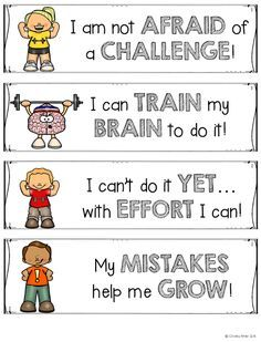 CM - EXPECTATIONS This would help my students hold themselves to a higher standard