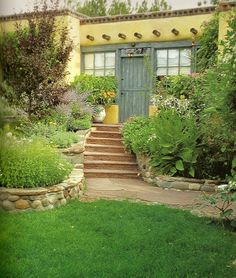 Image from Mary Emmerling's book, Romantic Country, New Mexico home with interiors by Beverly Jacomini. Also published in Southern Accents Sept/Oct 2007