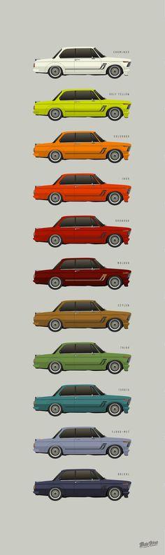81+ BMW 2002 Classic Luxury Vintage Cars Design http://pistoncars.com/best-bmw-2002-classic-luxury-vintage-cars-2199