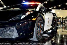 Need For Speed: LAPD Adds Lamborghini Gallardo To Its Fleet