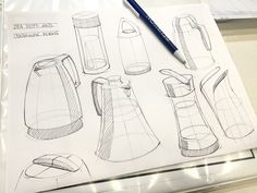 Freehand Sketching on Behance