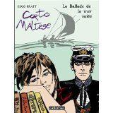 Hugo Pratt. La ballade de la mer salée. Editions Casterman. ISBN 9782203024601. Exemplaire CDI 7985.