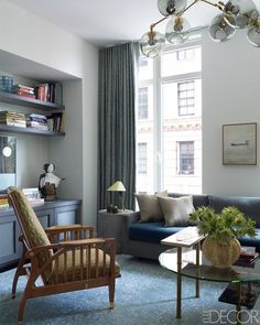 Greenwich Village Apartment - James Huniford NYC Apartment - ELLE DECOR