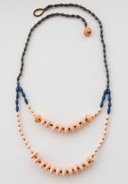 Blushed Necklace, made in Uganda!   it's on SALE right now!  the 17th by midnight is last chance to order @Laura Cornwall Collection to guarantee christmas delivery!