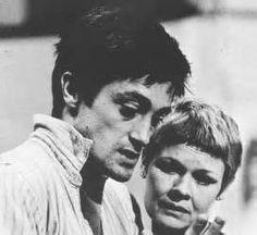 1979 - Roger Rees as Posthumus and Judi Dench, 'Cymbeline' RSC