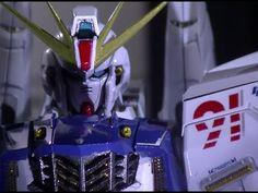 Metal Build Gundam F91 @ Tamashii Nations Booth- 2016 All Japan Model Ho...