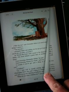 How to download e-books from the Public Library on the Ipad. Good to know especially when checking out kid books!
