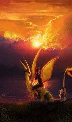 Flygon - Commission-Rattychic by ~Tuooneo on deviantART Pokemon Gif, Pokemon Fan Art, All Pokemon, Cute Pokemon, Pokemon Game Characters, Pokemon Adventures Manga, Pokemon Original, Fanart, Dragon Images