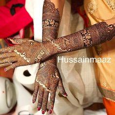 Henna Design By Fatima Indian Mehndi Designs, Modern Mehndi Designs, Wedding Mehndi Designs, Mehndi Design Pictures, Beautiful Mehndi Design, Mehndi Images, Simple Mehndi Designs, Mehndi Designs For Hands, Mehandhi Designs