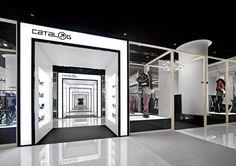 Catalog flagship store by Nendo, Beijing