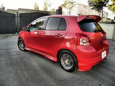 Yaris Liftback Spoiler Picture??? I need Help!!! - Toyota Yaris Forums - Ultimate Yaris Enthusiast Site
