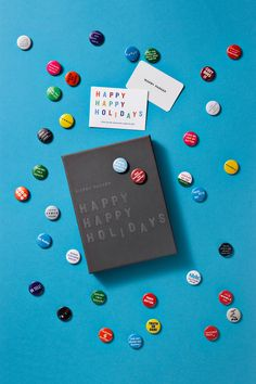 The holidays aren't called the most wonderful time of the year for nothing. It's old friends, new acquaintances, thoughtful gestures, and off-the-cuff shindigs. Live it up—that's what we're doing. (It's how we holiday.)