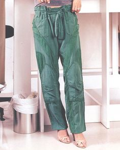 Cargo Pants by Balenciaga SS 2002  She Comes in Technicolor x…