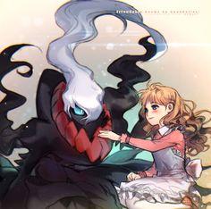 Alice and Darkrai