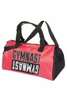 S Gymnastics Bag Tumbling Gym Personalized This Listing Is For The Cheer Ballet Bags Available In Separate Li