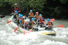 White water rafting Zell am See - Kaprun, Saalbach, Maishofen