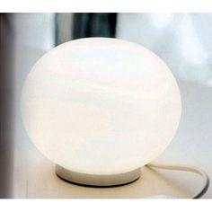 Glo-Ball Basic Zero Table Lamp | Flos Lighting at Lightology