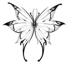 Browse all of the Butterfly Tattoo photos, GIFs and videos. - Browse all of the Butterfly Tattoo photos, GIFs and videos. Butterfly Tattoo Cover Up, Butterfly Sketch, Butterfly Tattoo On Shoulder, Butterfly Tattoo Designs, Butterfly Wings, Mariposa Butterfly, Simple Butterfly, Butterfly Design, Monarch Butterfly