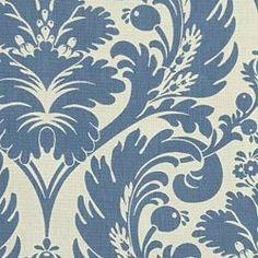 Robert Allen hydrangea fabric