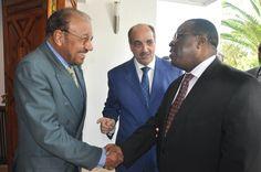 Kenyan Senate President
