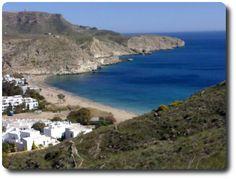 Agua Amarga is a Mediterranean paradise, hidden away in the Nature Reserve Cabo de Gata on the Costa de Almeria Spain (where Sexy Beast was filmed)