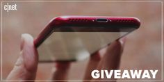 Enter to win* a new red phone!: One lucky winner will take home a red flagship phone with 3 months of US Mobile service.