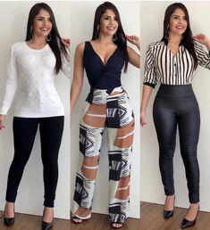 Source by ildaalmeidacerutti juvenil femenina moda gorditas Classy Outfits For Women, Best Casual Outfits, Latest Outfits, Mode Outfits, Chic Outfits, Fashion Outfits, Clothes For Women, Fashion Ideas, Lee
