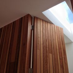 Timber-white-sky #auhausarchitecture #moonah #timber
