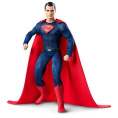 Barbie Collector Batman vs Superman: Dawn of Justice Superman Doll