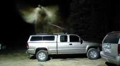 Michigan pastor says motion sensor camera captured 'angel' above his truck Real Angels, Angels Among Us, Safety And Security, Home Security Systems, Angel Sightings, Angel Images, Angel Pictures, Creepy Pictures, Believe In Miracles