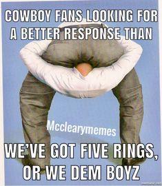 Funny Dallas Cowboy Memes, Dallas Cowboys Jokes, Funny Football Memes, Cowboys Memes, Houston Texans Football, Football Humor, Nfl Memes, Sports Humor, Funny Memes