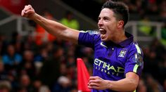 Samir Nasri has launched an attack on title rivals Chelsea, claiming Jose Mourinho's team 'are not special at all' and predicting a slip-up to allow Manchester City back into the title race. Slip Up, Chelsea News, Stamford Bridge, Saint Germain, Everton, Manchester City, Champions League, Football, Sayings