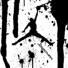 separation shoes 9f2a0 2c719 bleeding awesomeness Jordan Logo, Air Jordans, Nba, Sneaker, Brain, The  Brain