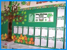 A website full of ideas and plans for The Giving Tree