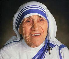 Teresa de Calcuta (1910-1997) Religiosa albanesa Para saber más sobre personas que marcan la diferencia sostenible visita www.solerplanet.com