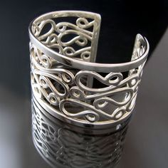 silver jewellery design - Google Search