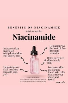 This pin features niacinamide benefits, niacinamide benefits skin care, niacinamide benefits before and after, niacinamide and vitamin c, how to use niacinamide and vitamin c, niacinamide and retinol, niacinamide and retinol routine, retinol niacinamide, can you mix niacinamide and retinol, retinol before and after, retinol skincare product, skincare mistakes, skincare mistakes faces, skincare mistakes tiktok, common skincare mistakes, skincare mistakes skin care, retinoids before and after.
