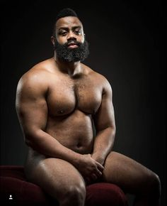 Theme interesting, photos older nude black men of for that
