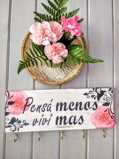 Vintage Frases, Decoupage, Stencils, Floral Wreath, Sarah Kay, Home Decor, Type 3, Saga, Theater