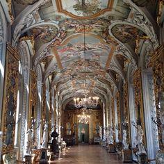 Galleria Doria Pamphilj. INCREDIBLE little gallery on Via del Corso. Definitely get the free audio guide.