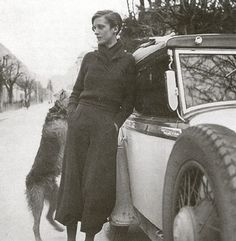 Annemarie Schwarzenbach (23 May 1908 – 15 November 1942) was a Swiss writer, journalist, photographer and traveler.