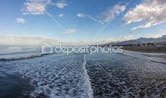 #Marina Di #Pietrasanta #Italy @Samuel Sanders @Depositphotos #depositphotos #travel #landscape #panorama #summer #holiday #nature #seascape #photo #new highres #portfolio #download #bluesky