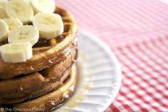 Clean Eating Saturday Morning Waffles Recipe on Yummly. @yummly #recipe