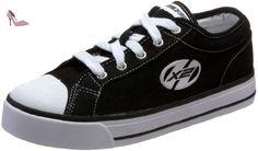 Chaussures Jazzy Heelys - Noir/Blanc - Chaussures heelys (*Partner-Link)