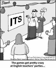 English Teachers Parties