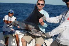 Sailfish 2018 season is up and running.   #fishingcancun #sportfishingcancun #kianahssportfishing  www.deepseafishingcancun.com